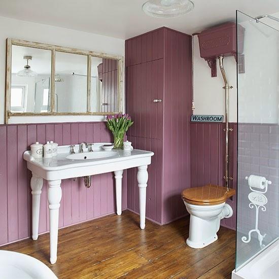 Khúc ngẫu hứng từ các thiết bị phòng tắm kiểu cổ điển 1