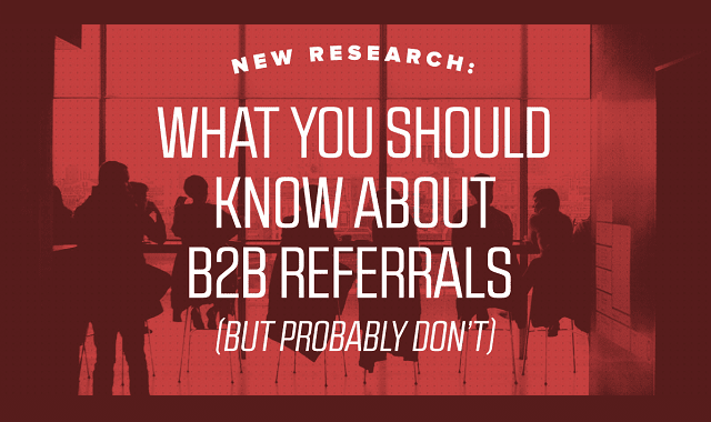 What Should You Know About B2B Referrals