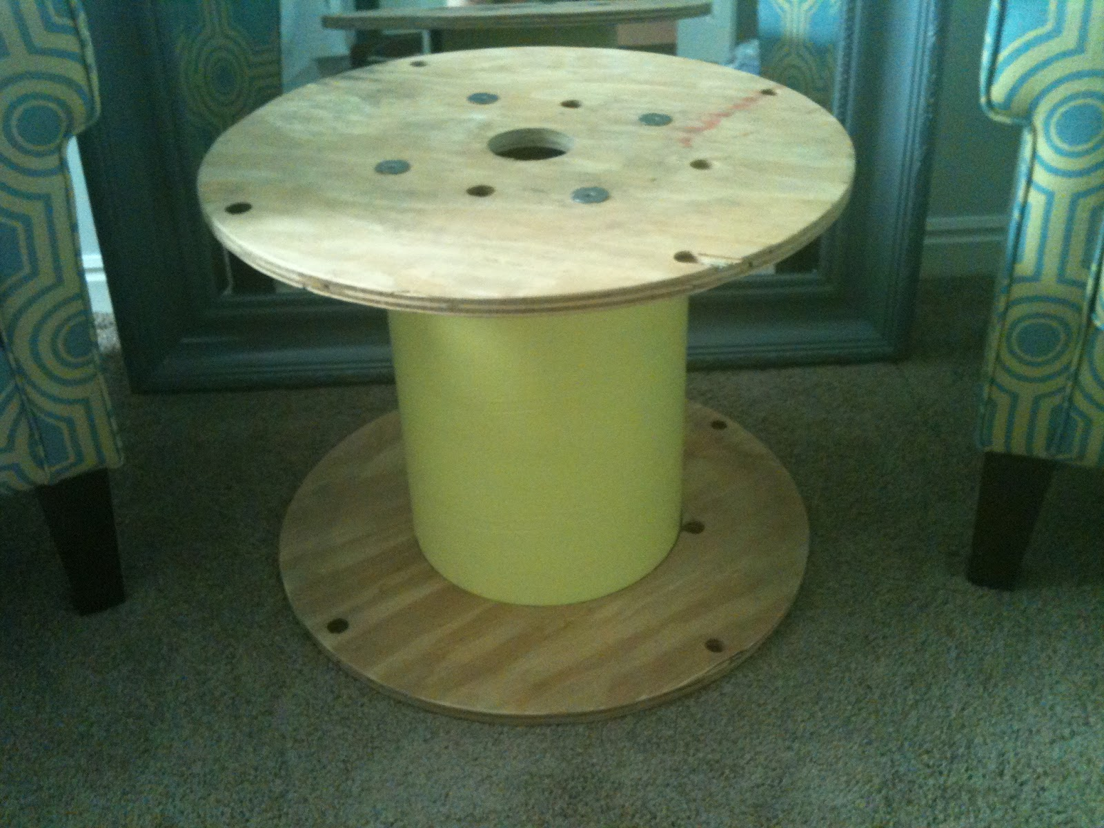 I Am Momma - Hear Me Roar: Where to Find a Wooden Spool and How to ...