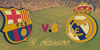 مشاهدة مباراة برشلونة و ريال مدريد بث مباشر 25-1-2021