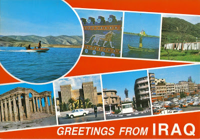 Postcard from Iraq