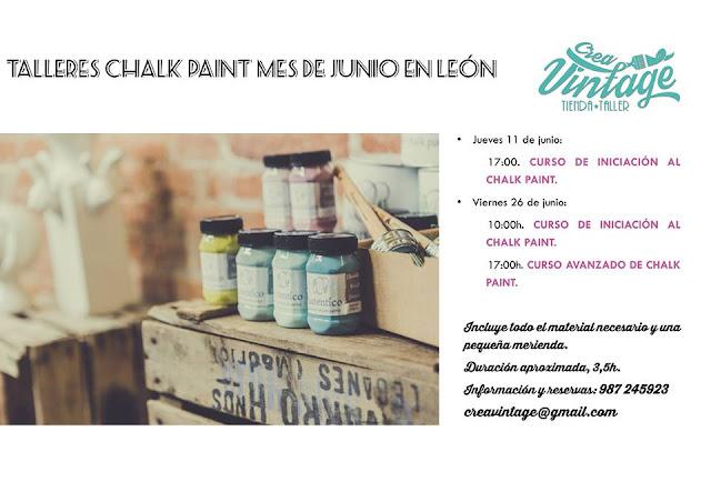 taller chalk paint León