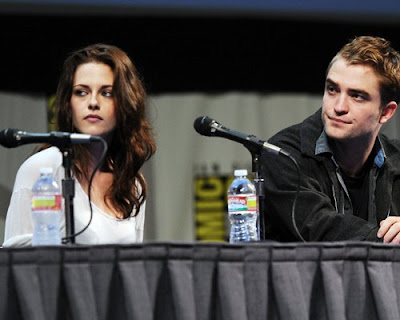 Kristen Stewart & Robert Pattinson Talks
