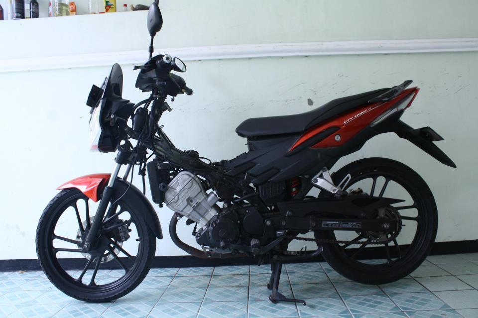 Honda CS 1 Spek turing 32 Hp