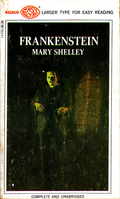 an overview of the laboratory work in frankenstein novel by mary shelley In the novel frankenstein, mary shelley empowers her characters with these attributes in the gothic novel frankenstein, the character victor creates a creature in order to fulfill his ambitions this creature is abandoned by victor.