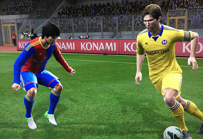 PES 2013: Daymos OPE V3 option file