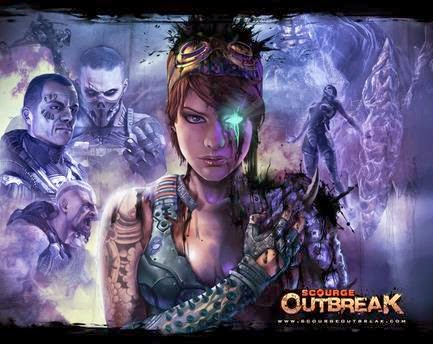 Games Download Scourge - Outbreak