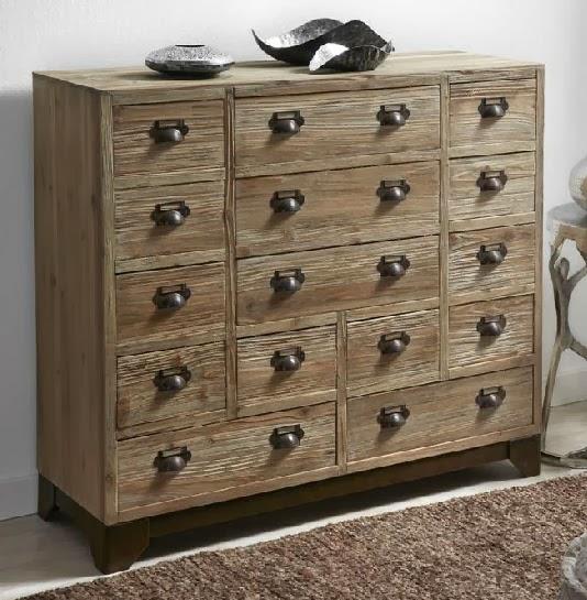 La web de la decoracion y el mueble en la red mueble - Mueble recibidor rustico ...