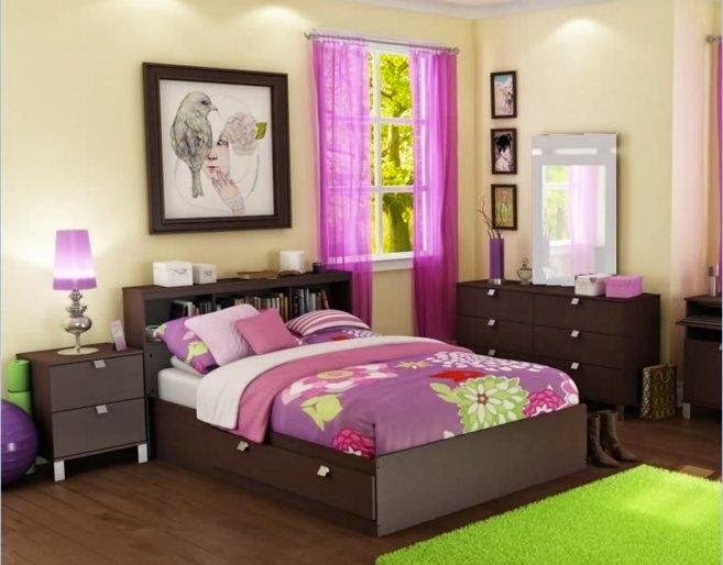 Decorating Small Bedrooms