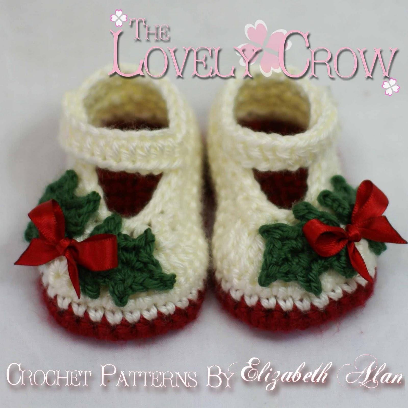 Shoe-torial - Crochet Me