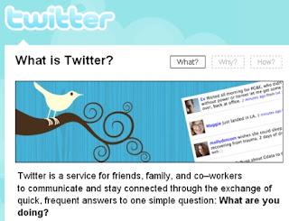 Pengertian Dan Sejarah Terbentuknya Twitter.com
