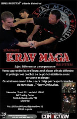 SMINAIRE / KRAV MAGA MONTRAL / DIMANCHE 17 AVRIL 2011 (fini)