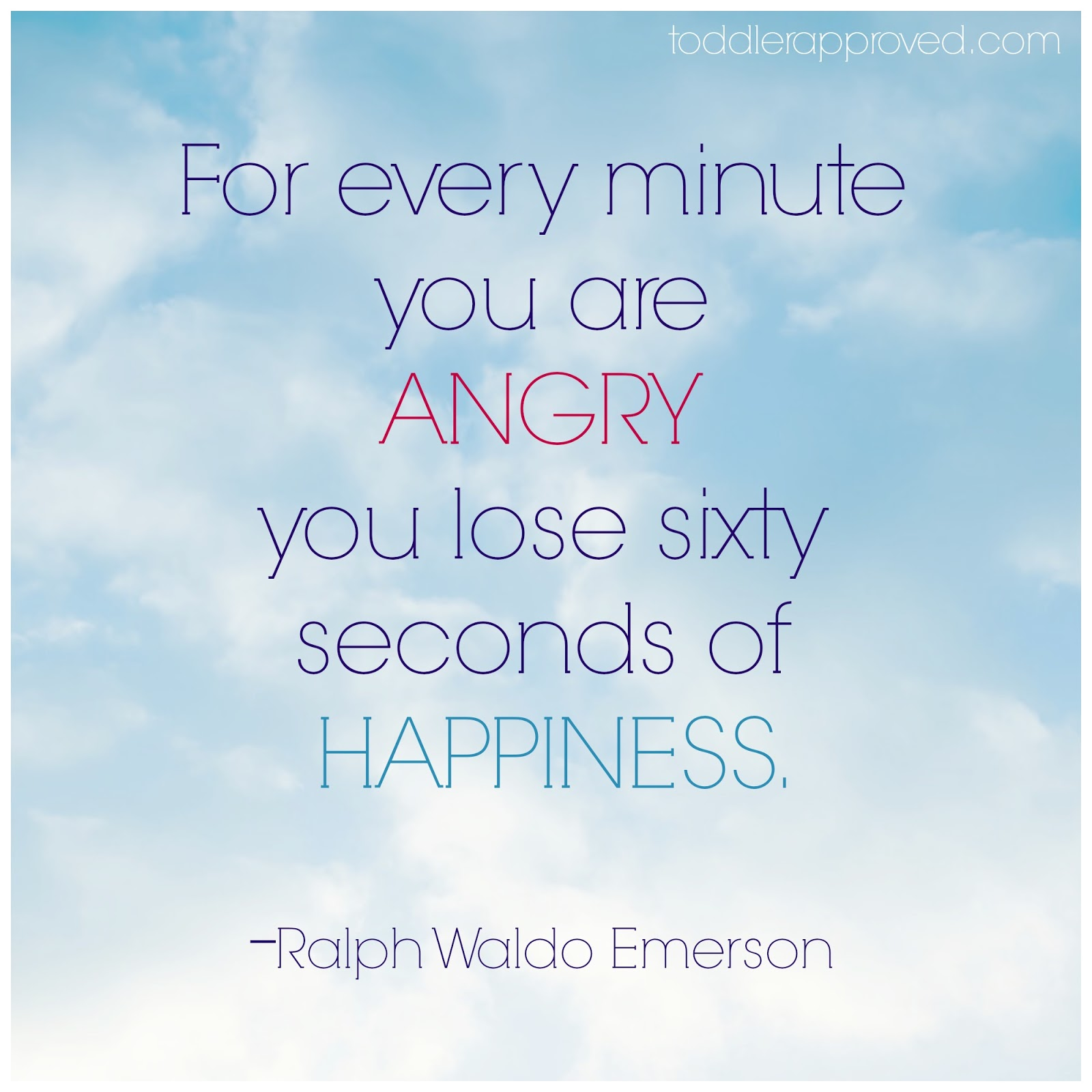 dealing with anger as a single parent Why being a single parent is ideal for your child your child is going to see this anger and learn to deal with the world with a very angry foot forward.