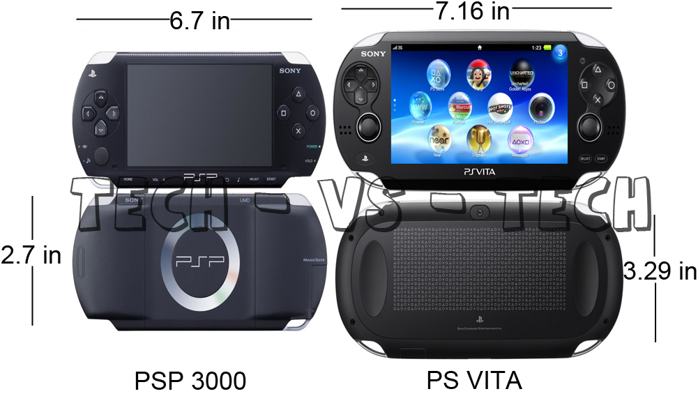 Playstation Vita Vs Psp : Fresh newcomer in world playstation vita review