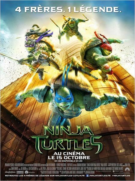 Ninja turtles juju gribouille - Le nom des tortue ninja ...