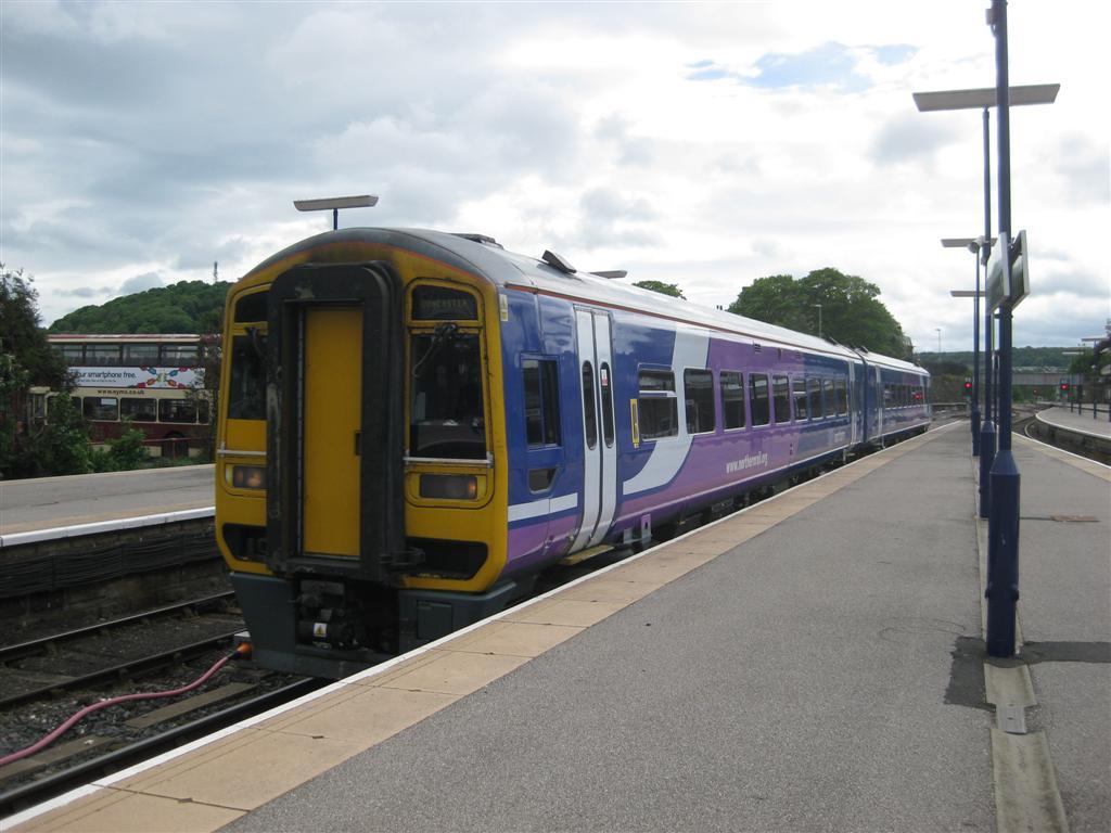 FOCUS TRANSPORT Railway Scenes from North Yorkshire