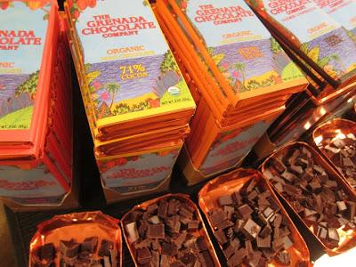 NY Chocolate show