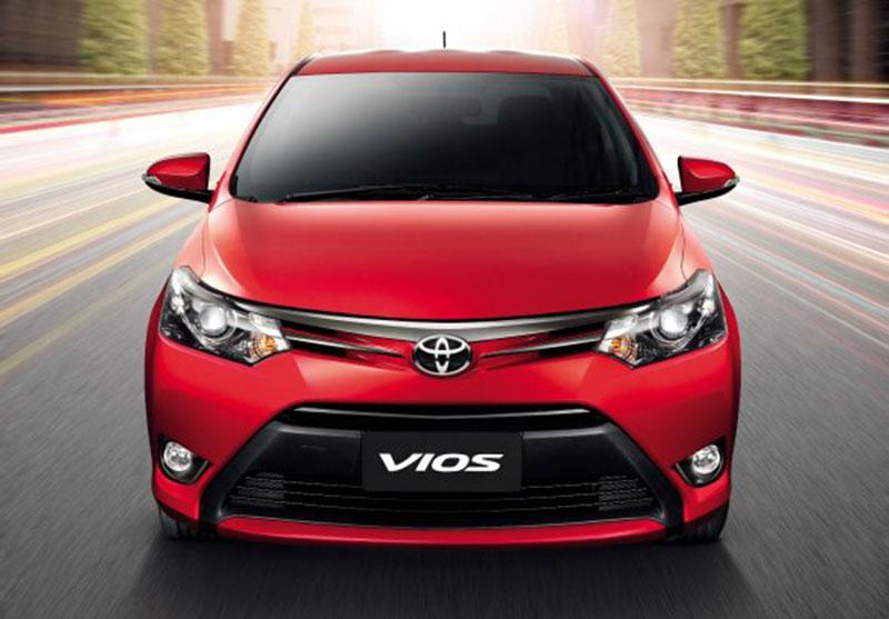 2013 Toyota Vios Malaysia Official Photos
