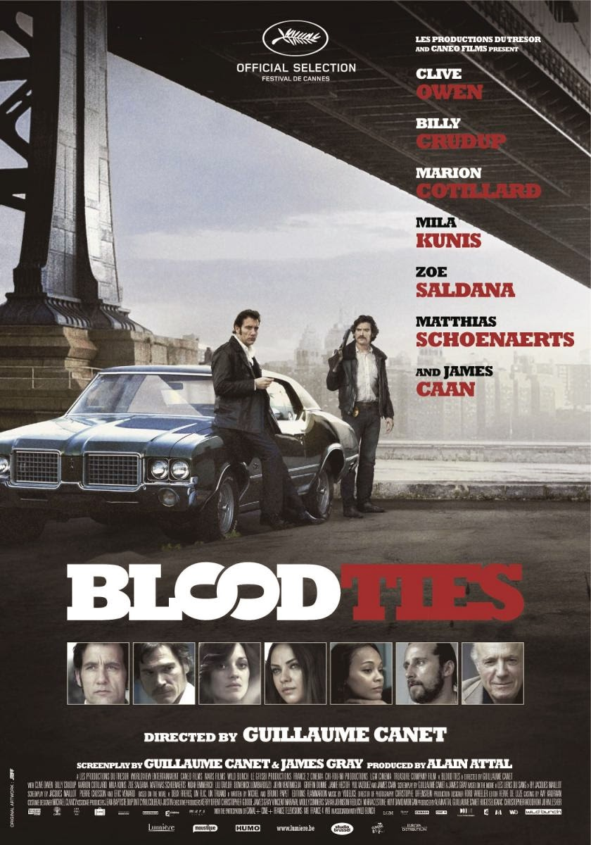descargar Blood Ties  – DVDRIP LATINO
