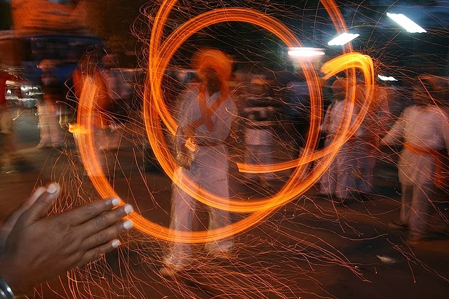 Lohri festival Celebrations