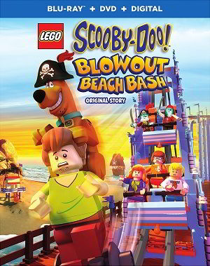 Lego Scooby-Doo! Blowout Beach Bash 2017 BRRip BluRay 720p