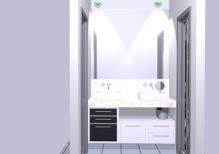 setor serviços - banheiro