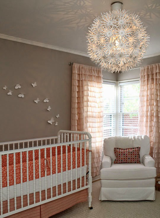 Sweet Little Nursery: Small Space, Big Design: The Best Tips For Decorating Little Nurseries