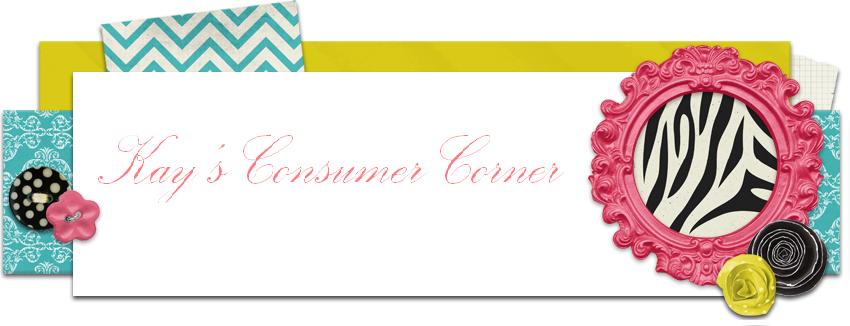 Kays Consumer Corner