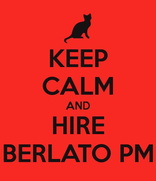 Contratehoy  a Berlato PM