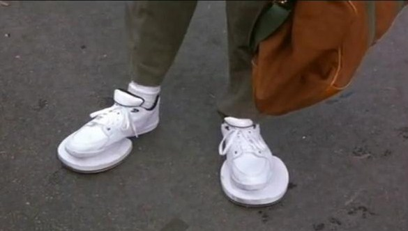Seinfeld Jimmy S Training Shoes