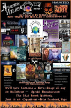 Haunted Halloween Party - Sponsored by Apparition Atlas - The Chat Room Network - Wolfpaw Radio