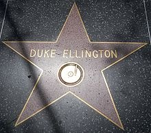 What Moody Blues band name means - Duke_Ellington_star