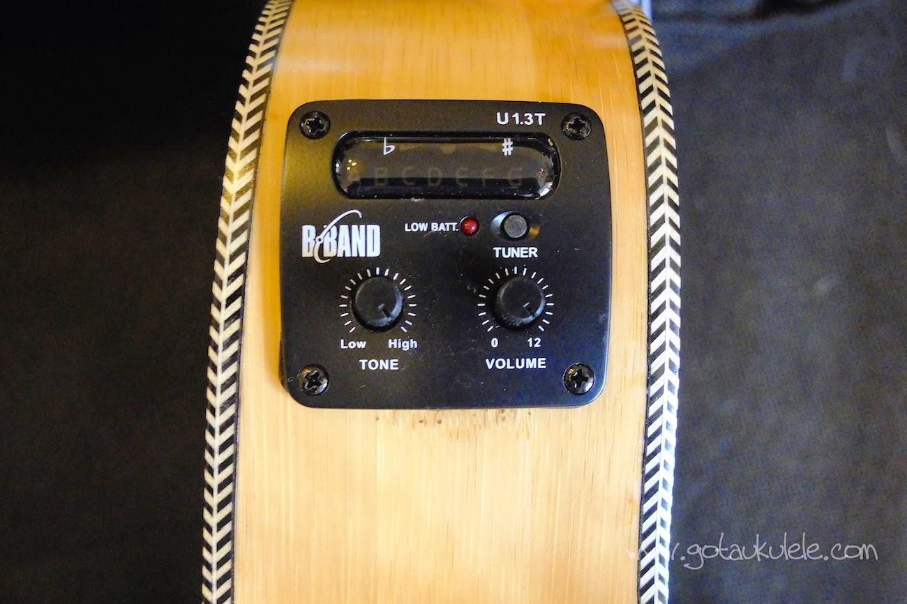 ukulele pickup system