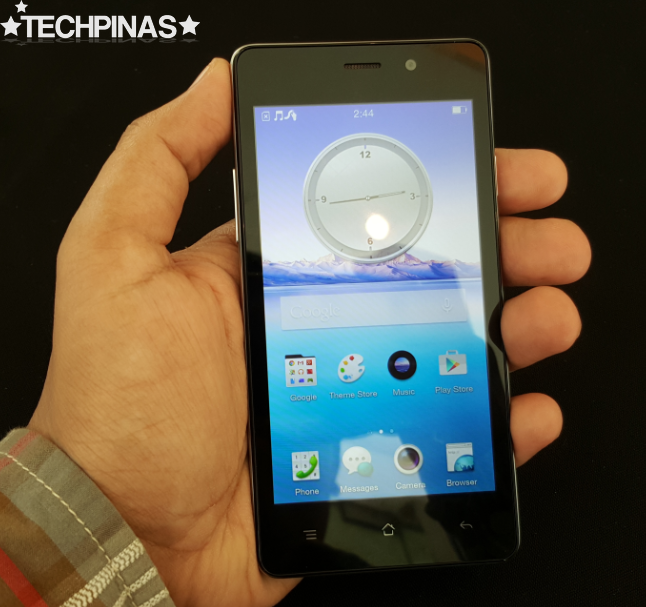 Oppo Joy 3 Black, Oppo Joy 3 Philippines