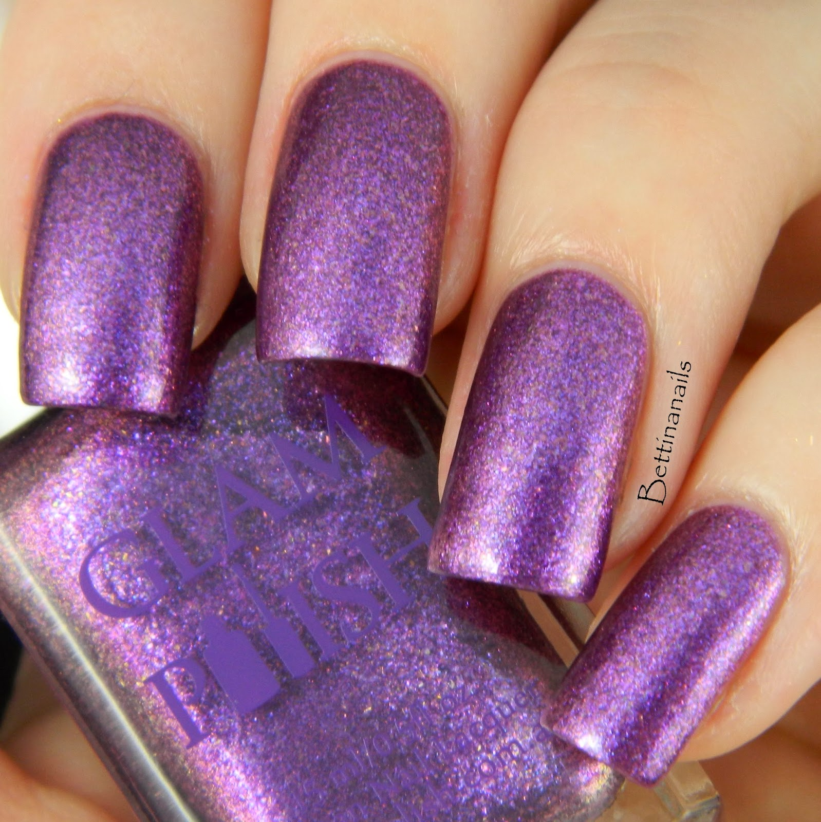 Bettina Nails: The Epic Journey Collection by Glam Polish