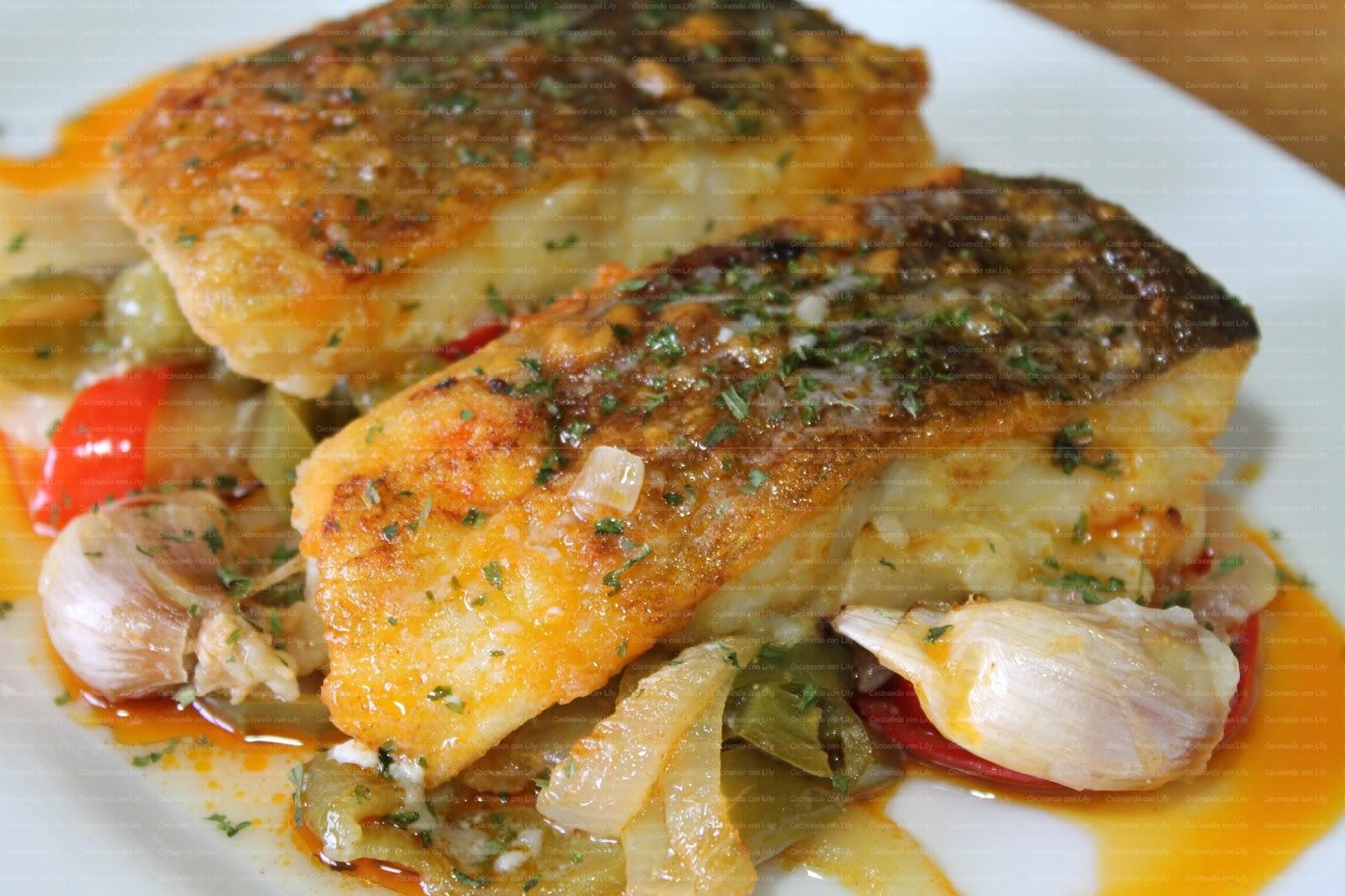 Bacalao al horno for Como cocinar bacalao al horno