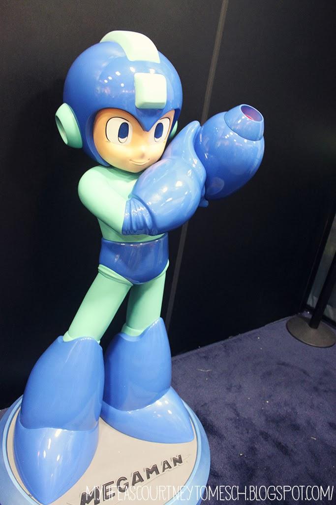 San Diego Comic Con 2013 Megman