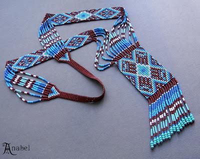 купить этнические украшения из бисера в украине через интернет