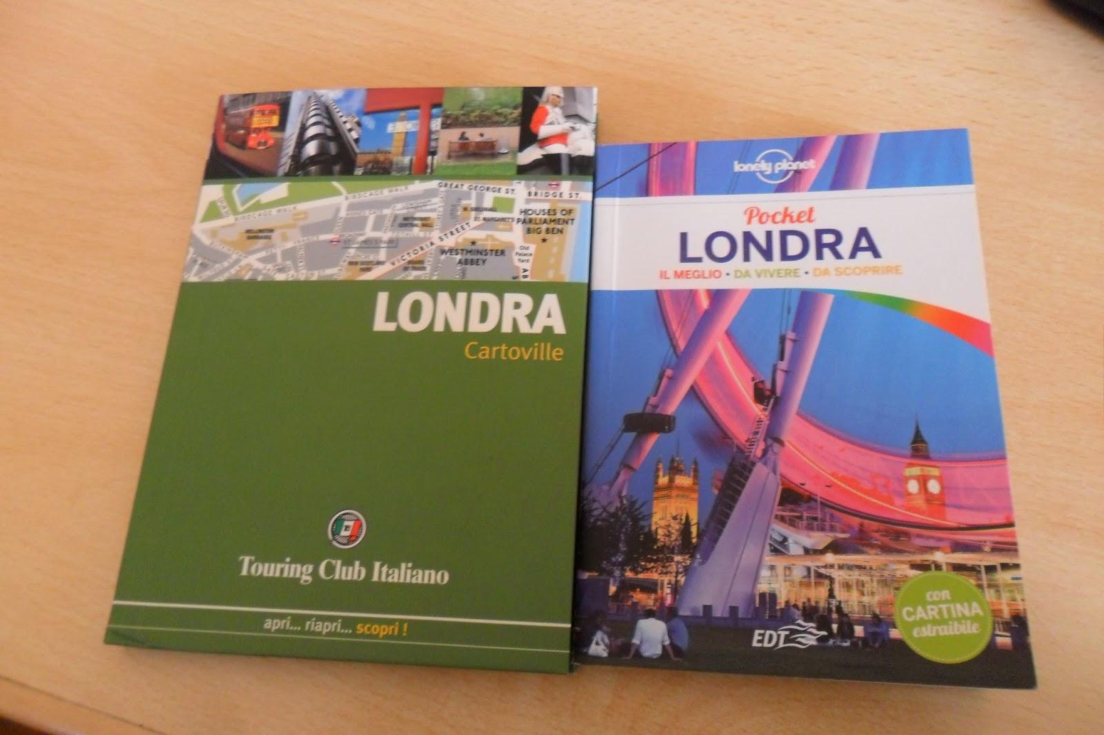 Travels books e altre passioni recensione e confronto for Guide turistiche londra
