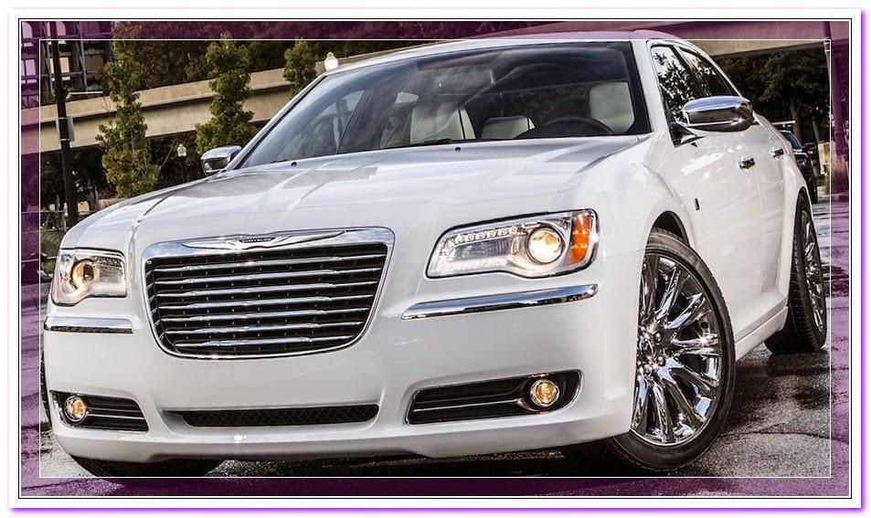 Chrysler 2015: Chrysler 300 Motown Edition Release