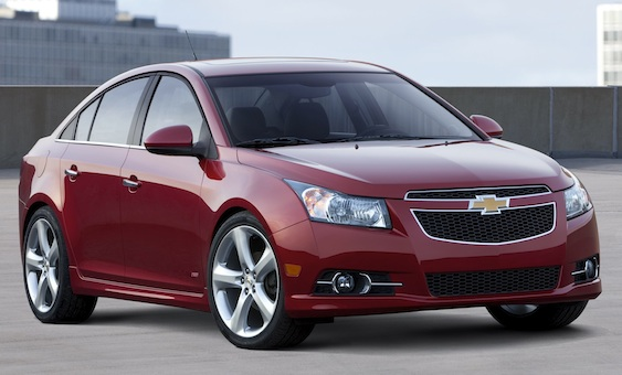 2011 chevrolet cruze ltz review. Black Bedroom Furniture Sets. Home Design Ideas