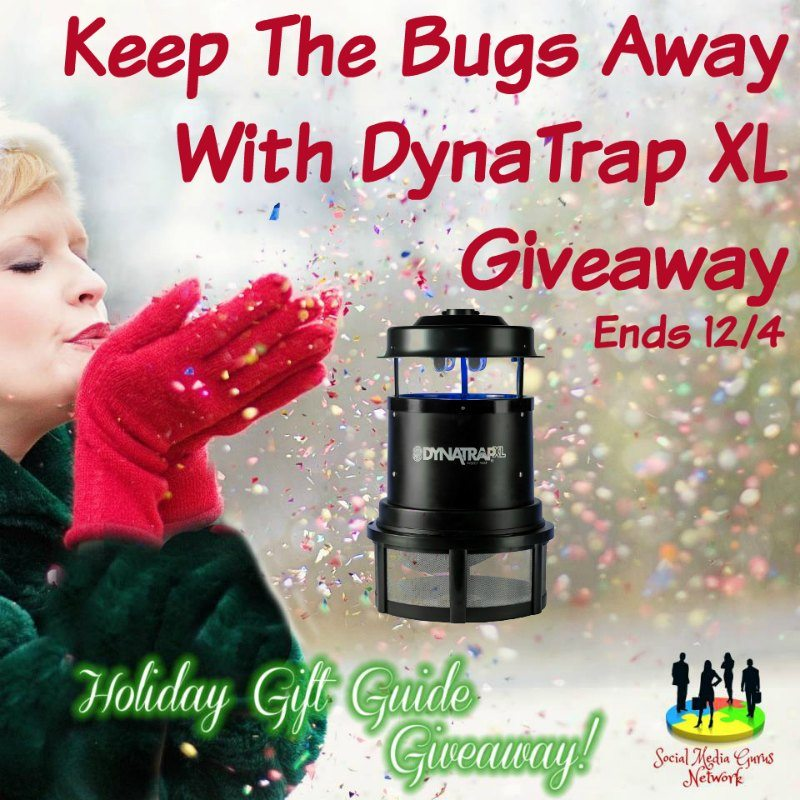 Bug Trap Giveaway