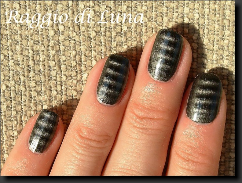 Raggio Di Luna Nails Pupa Magnetic Nail Art Kit Black