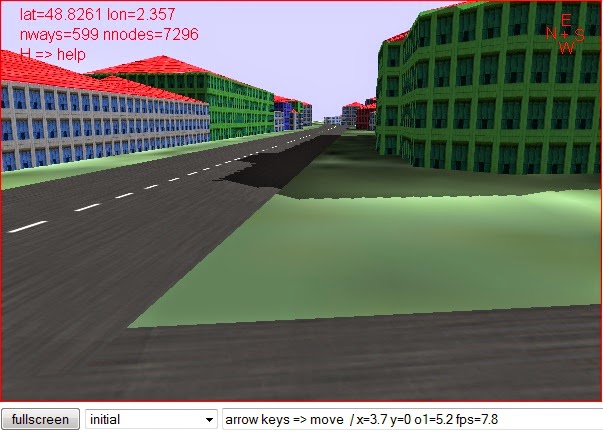 json_osm_chung openstreetmap 3D car simulation game dans HTML5 json_osm_chung8