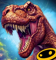 لعبة DINO HUNTER: DEADLY SHORES