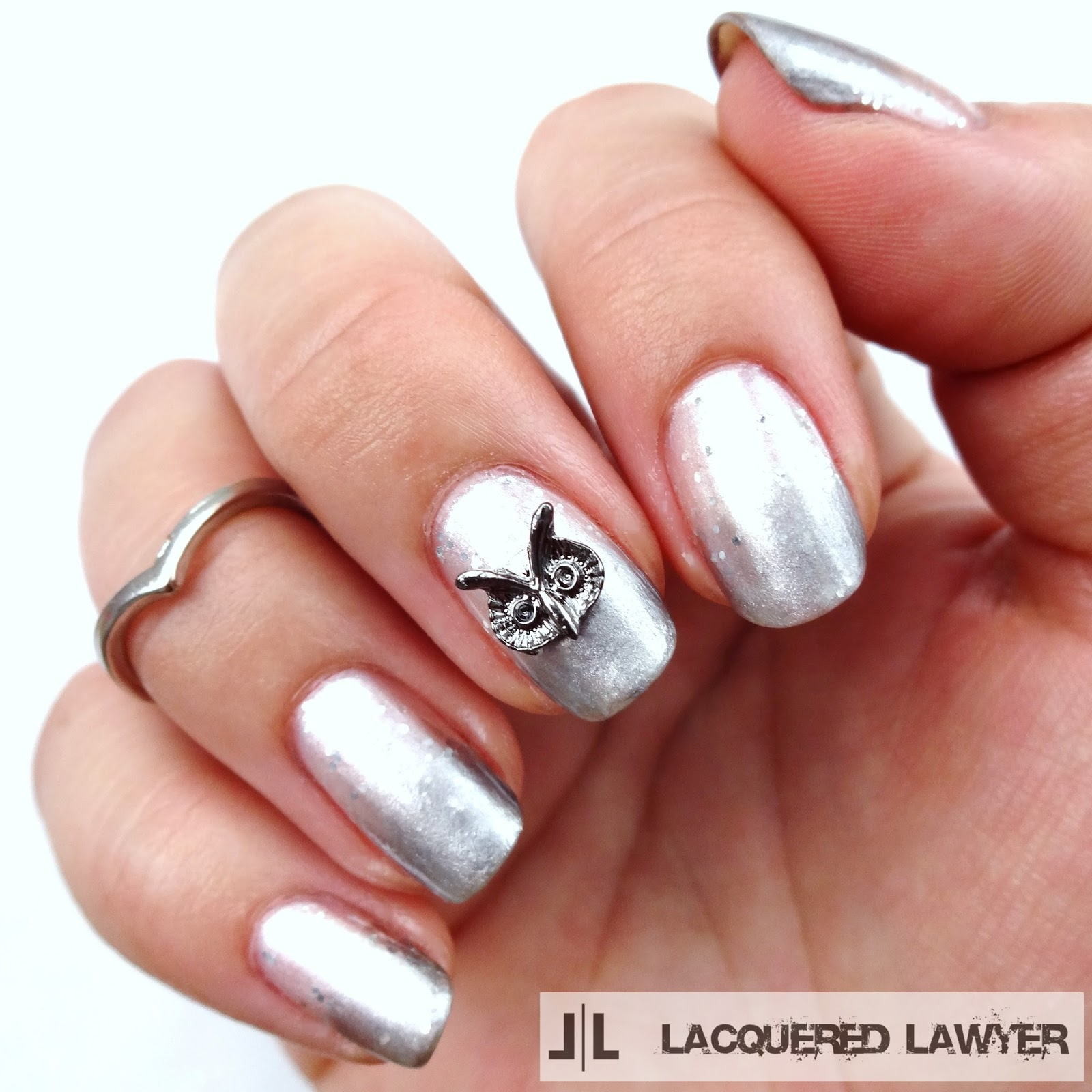 Lacquered Lawyer Nail Art Blog Whoos There