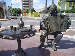 Estátua de Luiz Gonzaga