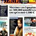 Διαβάστε τα πρωτοσέλιδα των κυριακάτικων εφημερίδων (4/3/2012)