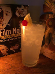 Featured Cocktail-Noirvember Noir Drinks!
