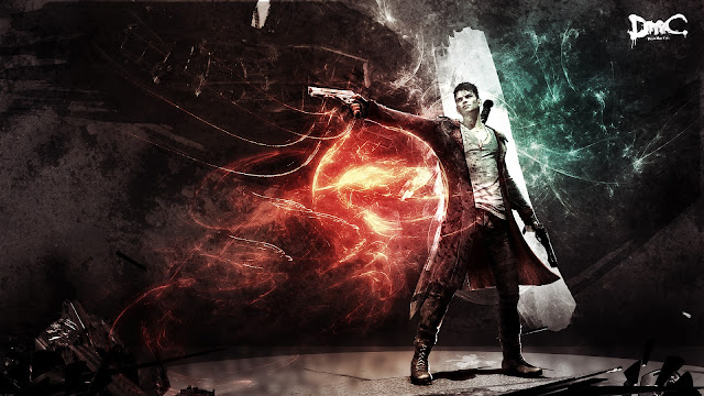 Dante Devil May Cry 5 DMC Wallpapers de Juegos HD